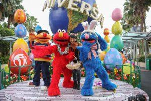 Kinh nghiệm đi chơi ở Universal Studios Singapore